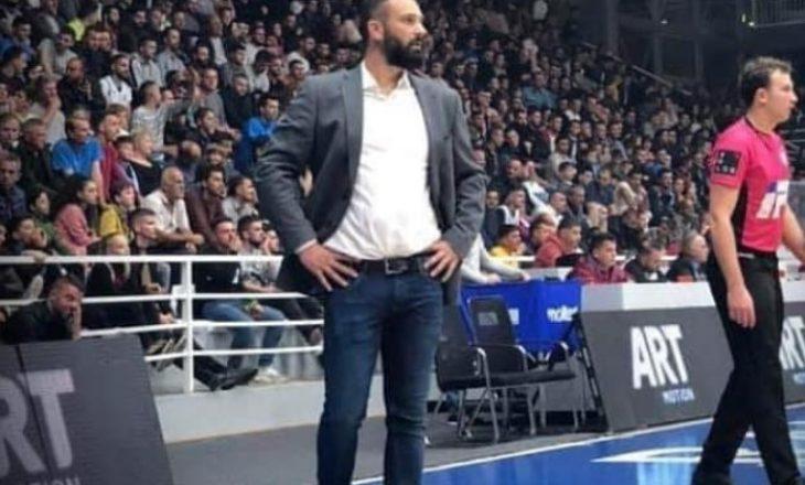 KB Rahoveci demanton lajmet për largimin e trajnerit Marian Ilievskit