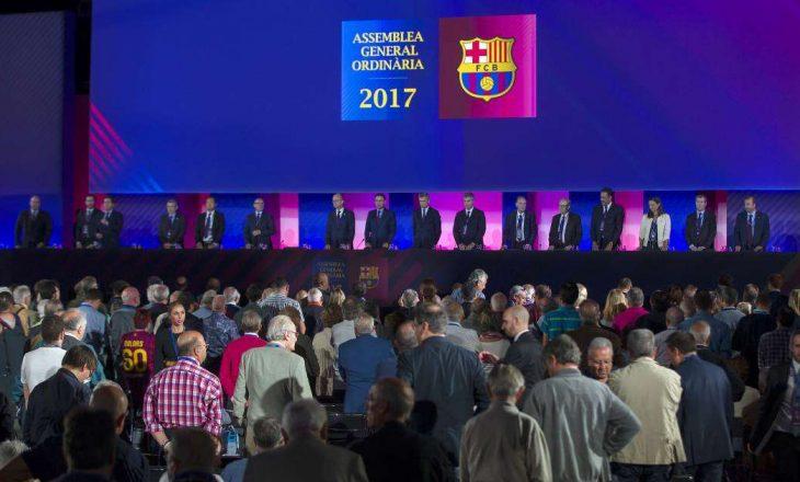 Zyrtare: Konfirmohet dorëheqja e parë nga Barcelona, pas krizës te klubi