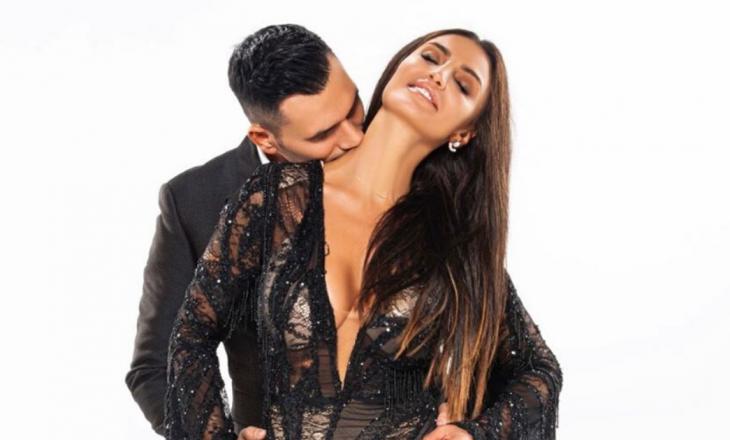 Genta Ismajli sjell foto provokative me të dashurin