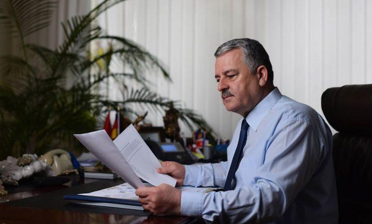 Agim Veliu mund të rikthehet ministër i Punëve të Brendshme