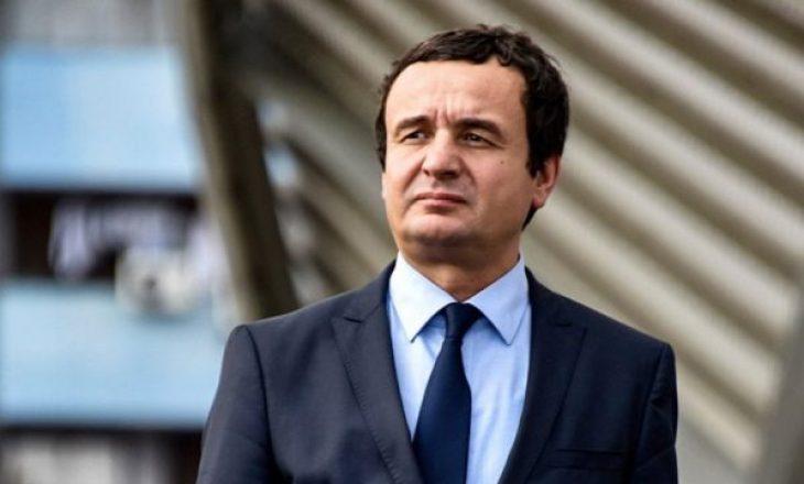 Kurti flet për zgjedhjet në Maqedoninë Veriore, ja kë e përkrah ai