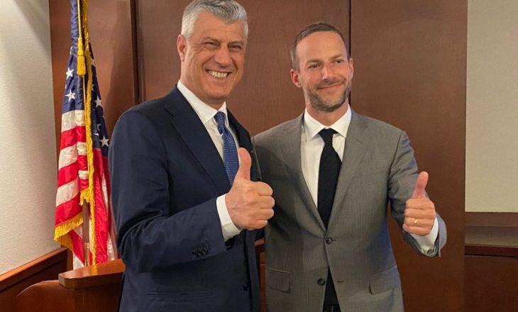 Thaçi: Kosova angazhohet për marrëveshjen finale të paqes me Serbinë