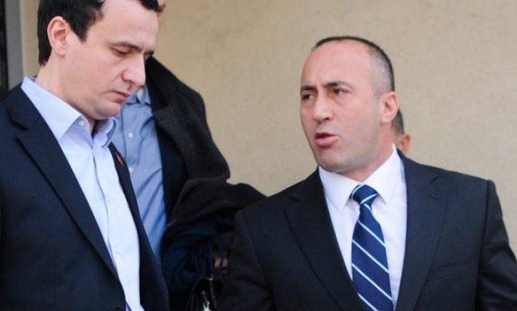 Ekskluzive: Letërkëmbimi Haradinaj – Kurti