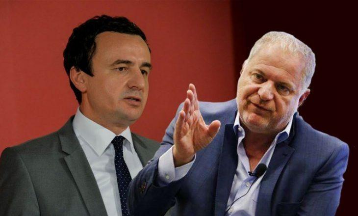 Baton Haxhiu: Kurti nga opozita do të shikon si formohet Qeveria e re dhe si hiqet taksa