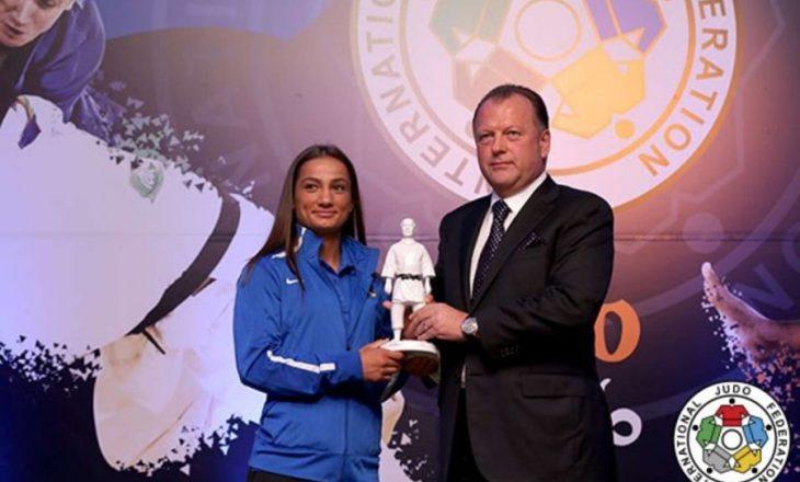 Vizer: Majlinda është një nga sportistet më të mëdha në botë