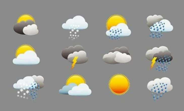 Moti sot me diell e me shi
