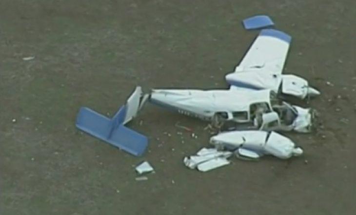 Dy aeroplanë ndeshen në ajër: Askush nuk mbijeton