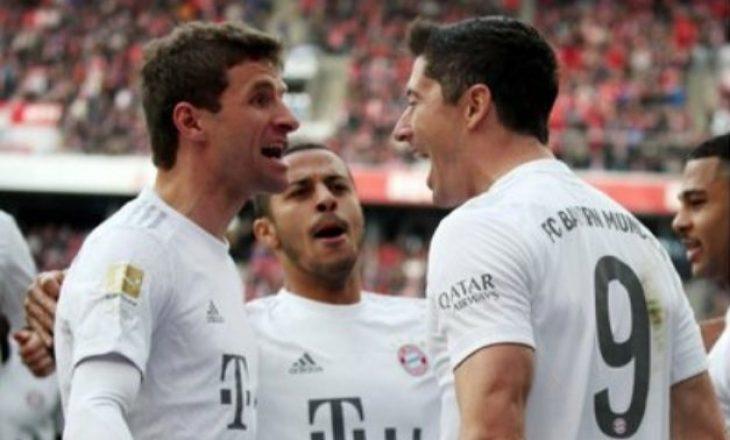 Bayern Munichu i frikshëm – e shkatërroi Kolnin me këtë rezultat