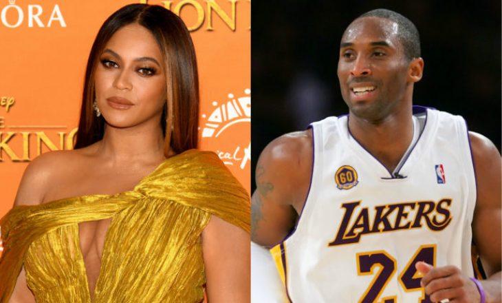 Beyonce nuk lejon t'i bëhen fotografi në memorialin e Kobe Bryant
