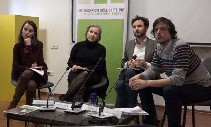 """""""Kosova e Serbia janë bllokuar, shkak elita politike e të dyja vendeve"""""""