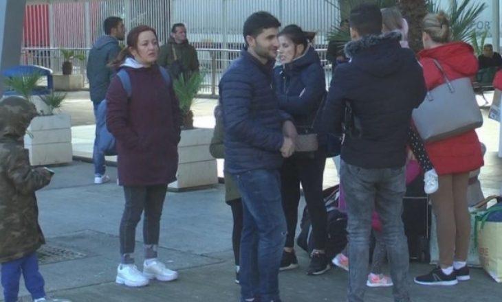 Ikin nga koronavirusi – 500 shqiptarë kthehen nga Italia