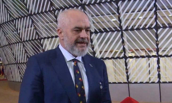 Rama nuk heq dorë nga minishengeni Ballkanik – E quan Kurtin ngatërrestar