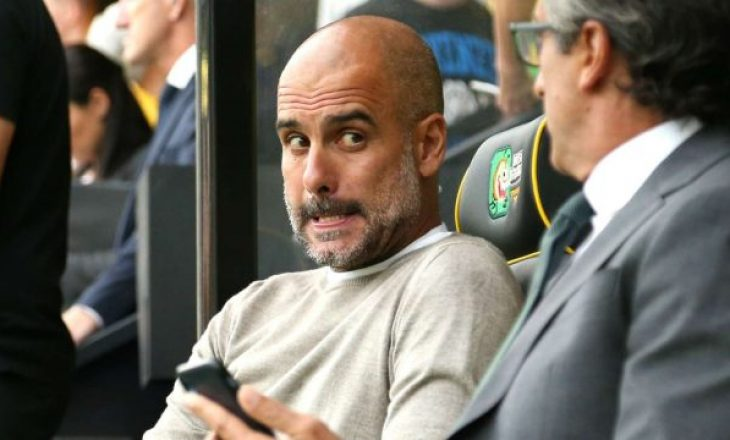 Dënimi i Man Cityt, shfaqet Pep Guardiola – kjo është brenga e tij