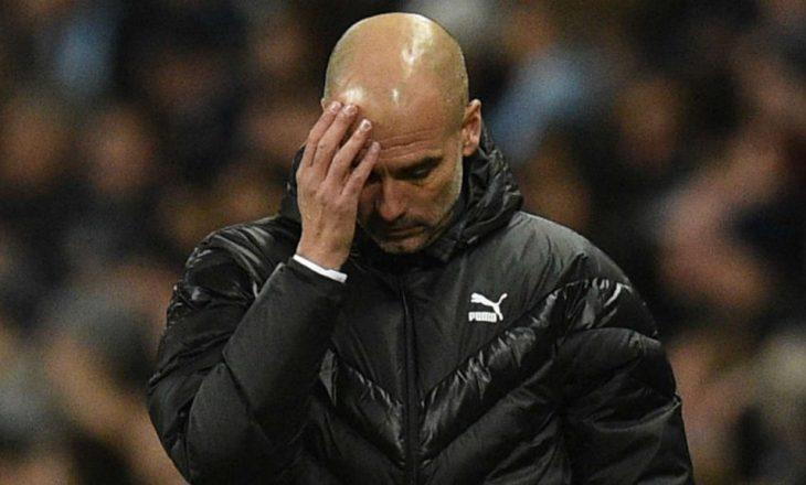 Guardiola akoma nuk ka vendosur për formacionin e finales në Champions League