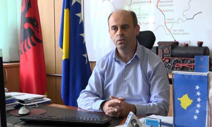 Profil- Kush është Agron Thaçi, drejtori i Infrakosit, për të cilin u shkarkuan bordi i Infrakos