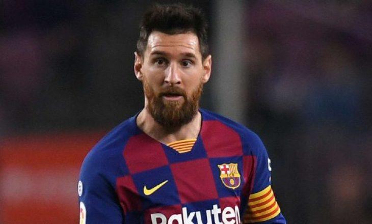 Messi pritet të rinovojë kontratën edhe për dy vite