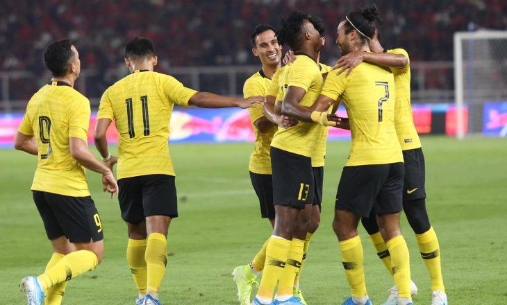 Futbollisti kosovar, pjesë e kombëtares aziatike