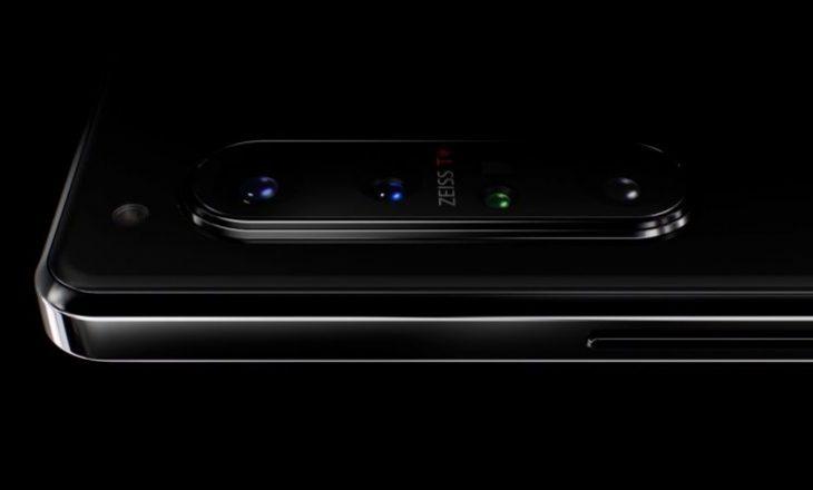 Sony lanson telefonin e ri, Xperia 1 II, mbështet rrjetin 5G