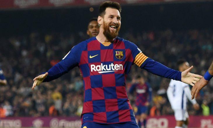 Si evoluoi personaliteti i Messit – e zbulon ish-lojtari i Argjentinës