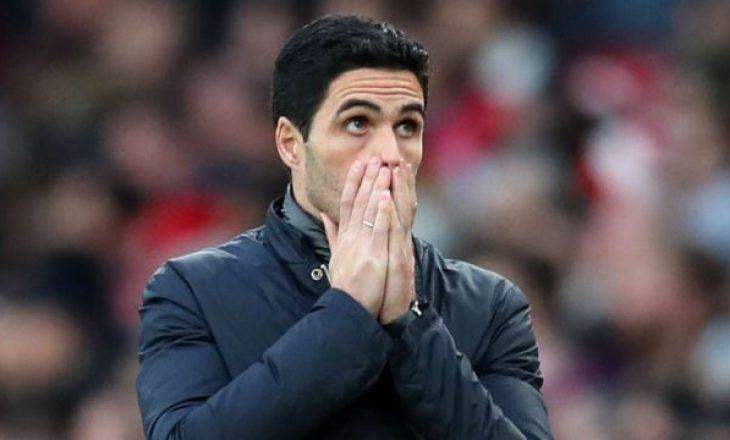 Familja e Mikel Arteta-s kërcënohet nga tifozët e Arsenal-it