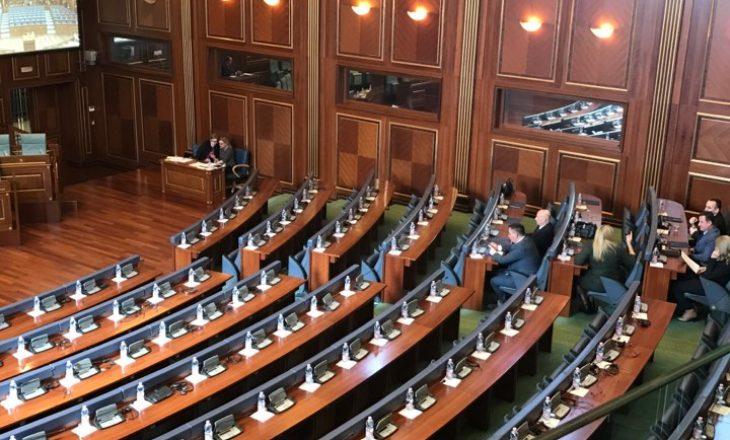 Deputetja e PDK-së adreson kritika ndaj Qeverisë për procesin e dialogut