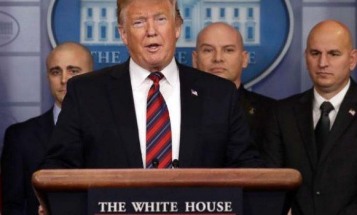 Shtëpia e Bardhë: Mediat po bëjnë panik për koronavirusin që ta dëmtojnë Trumpin