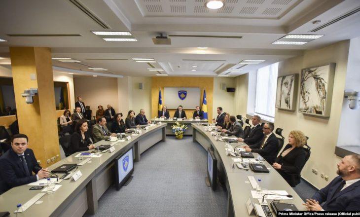 Qeveria do të mbajë mbledhje për të vendosur rreth taksën ndaj Serbisë