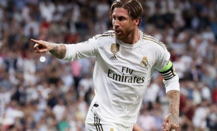 Futbollisti shqiptar zëvendëson Ramosin te Reali