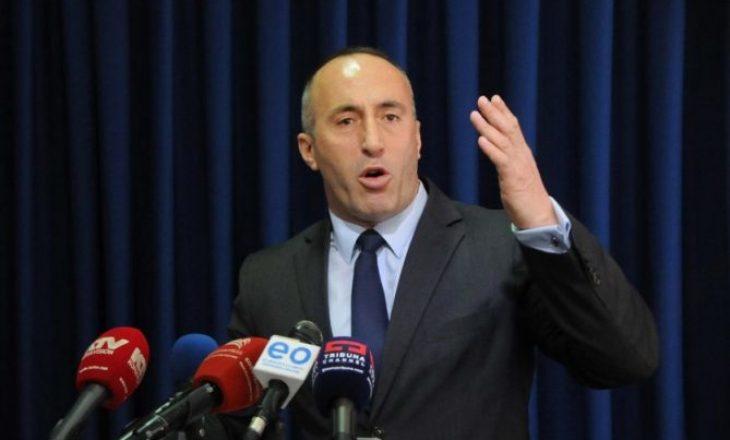 Ramush Haradinaj: Kemi bërë luftë të pastër – besojmë në pafajësinë e Thaçi e Veselit