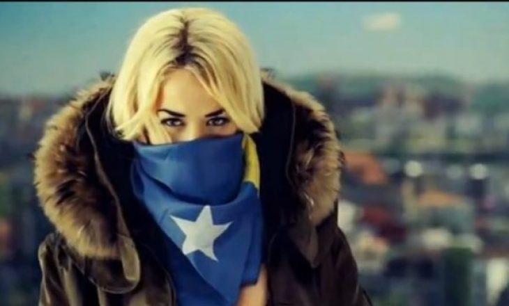 Rita uron 12 vjetorin: Urime Kosova jonë