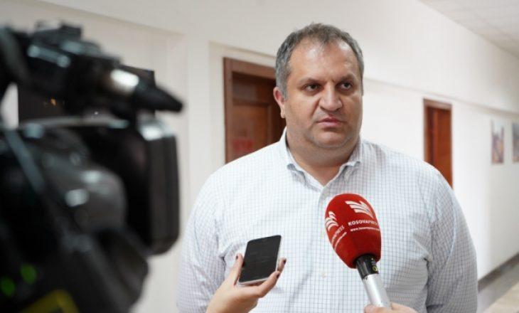Prishtina në karantinë, reagon Shpend Ahmeti