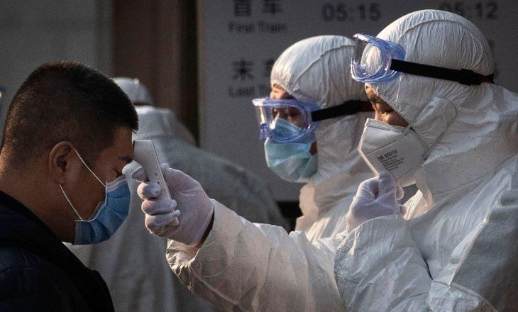 Kështu duket virusi kinez