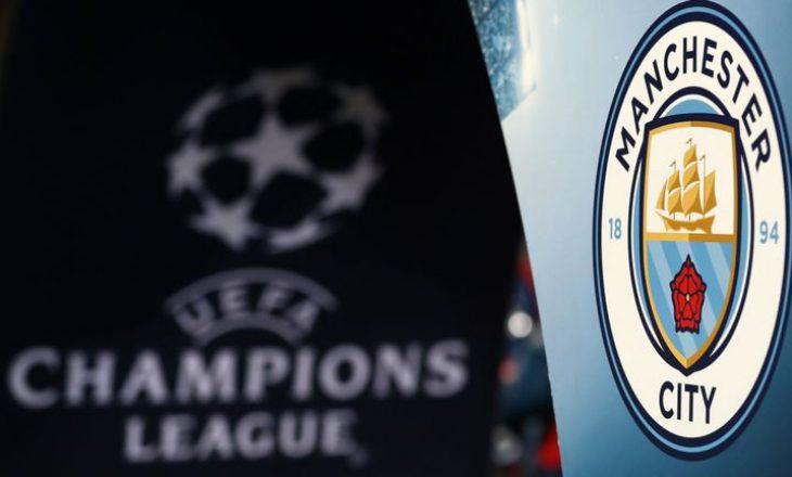 Dënimi i UEFA-s, vjen reagimi zyrtar nga Manchester City