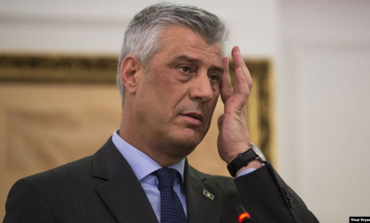 Kërcënohet me vrasje Presidenti Thaçi