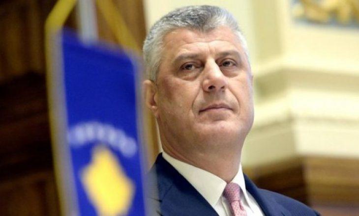 Si i kishte bërë presion Hashim Thaçi Policisë së Kosovës, për të dërguar gaz lotsjellës në Shqipëri (Dokument)