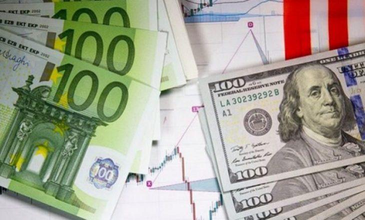 Epidemia e Coronavirusit rrit vlerën e dollarit amerikan në nivele rekorde