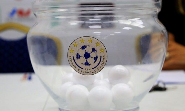 Kjo është dita kur do të tërhiqet shorti për gjysmëfinalet e Kupës së Kosovës
