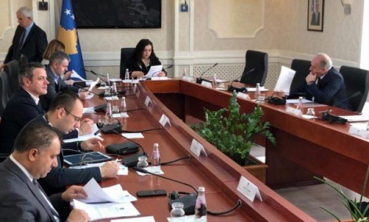 Kryesia e Kuvendit mblidhet sot – pikat për të cilat do të diskutohet