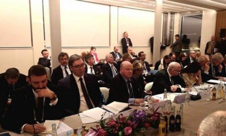 Burimet e mediave serbe: Ja çka i tha Albin Kurti, Aleksandar Vuçiqit në Munih