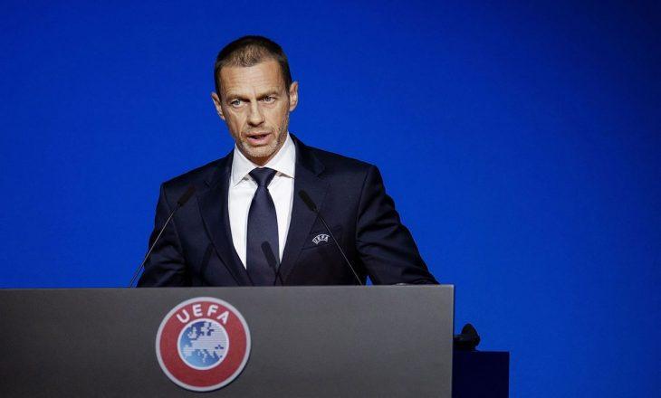 UEFA përcakton fatin e futbollit, ja ultimatumi që u dha për të gjitha federatat