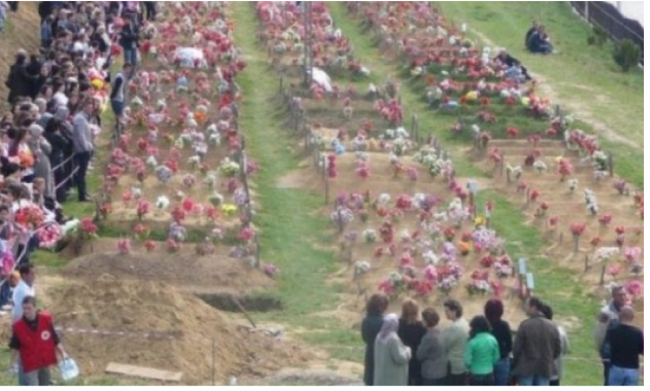 Përvjetori i masakrës në familjen Berisha në Suharekë