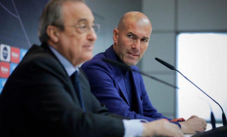 Drejtuesit e Real Madrid ultimatum Zidane: Fito ose largohu