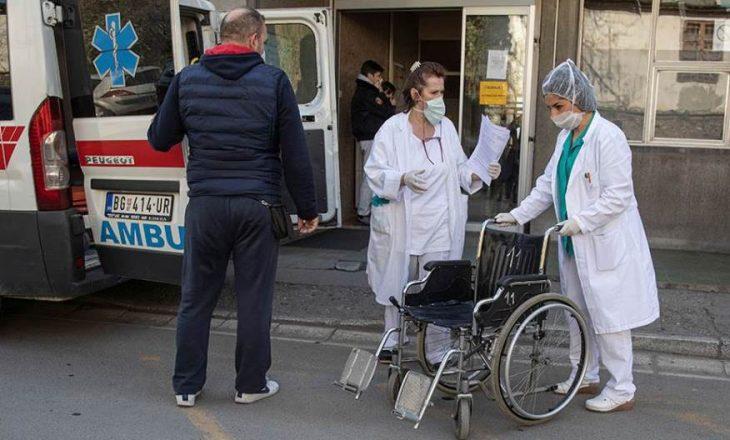 Në Serbi dy viktima të reja për 24 orë