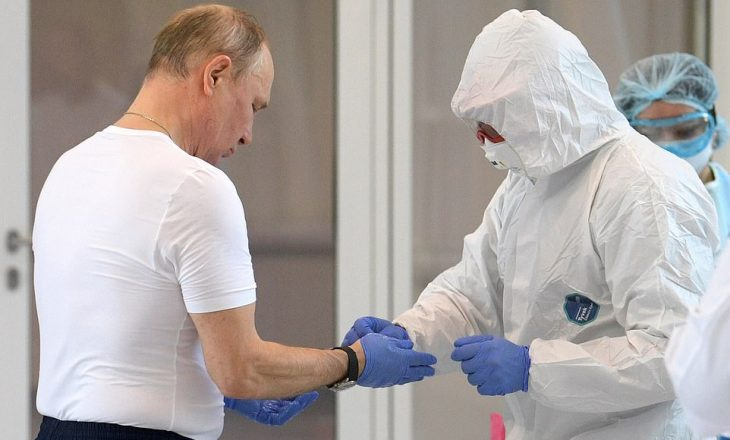 Putin: Prodhuesit po luftojnë për treg global të vaksinave anti-COVID