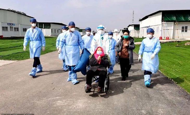 Pas shërimit nga koronavirusi 14 përqind e pacientëve në Kinë janë testuar përsëri pozitivi
