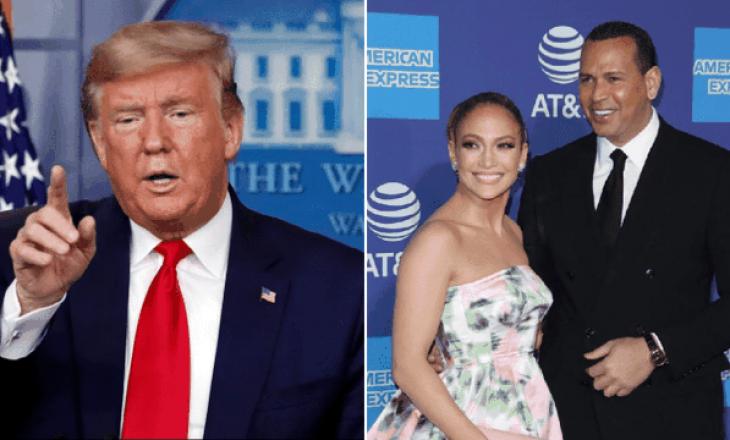 Trump i kërkon ndihmë burrit të J.Lo për masat ndaj koronavirust, ai e refuzon