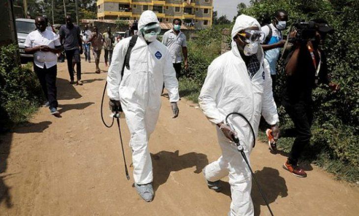 Mbi katër milionë persona të infektuar nga COVID-19 në kontinentin afrikan që nga fillimi i pandemisë