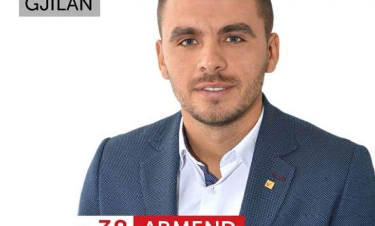 Aktivisti i VV-së kërcënon hapur: Nëse është nevoja deri në plumb do të shkoj për ty Albin Kurti