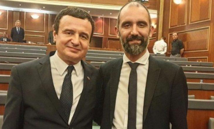 Artan Abrashi: Me këtë formë të dialogut po rrezikohet sovraniteti i Kosovës