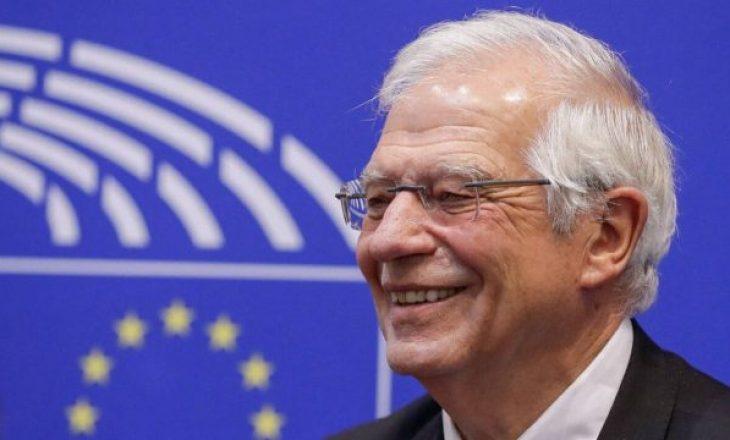 Borrell reagon pas heqjes së taksës: Ndihem i lumtur